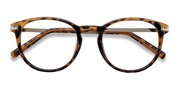 Brown/Tortoise Daphne -  Fashion Plastic Eyeglasses
