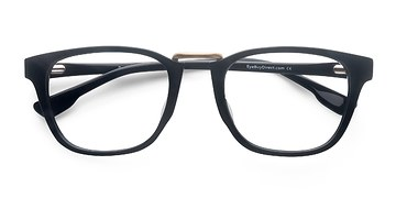 Black Dandy -  Classic Acetate Eyeglasses