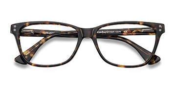 Tortoise Munich -  Fashion Acetate Eyeglasses