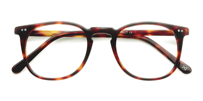 Warm Tortoise Shade -  Geek Acetate Eyeglasses