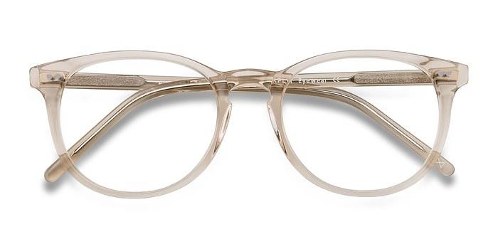 Champagne Aura -  Designer Acetate Eyeglasses