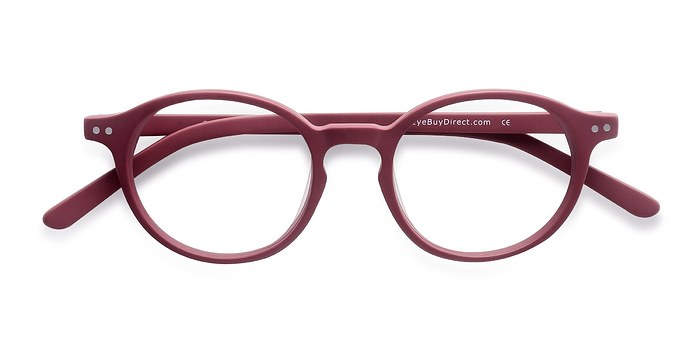 Pink Sophie -  Colorful Acetate Eyeglasses