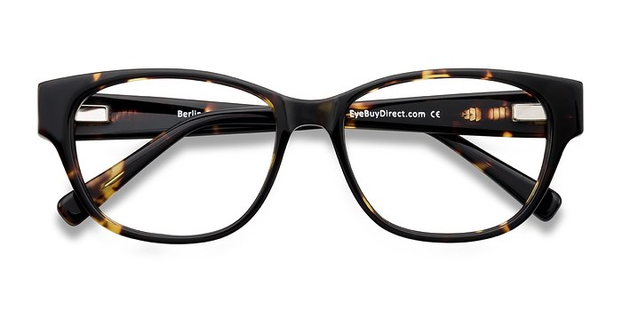Tortoise Berlin -  Designer Acetate Eyeglasses