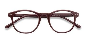 Red Instant Crush -  Fashion Plastic Eyeglasses