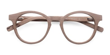 Beige Breeze -  Classic Acetate Eyeglasses