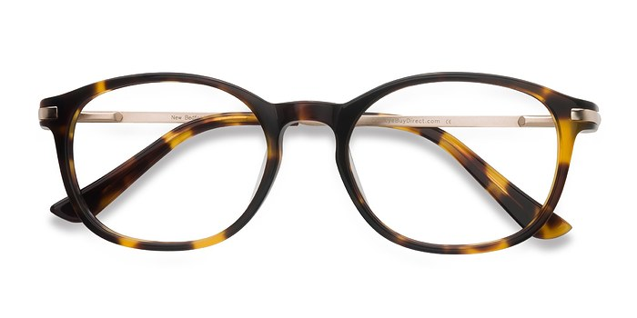 Tortoise New Bedford -  Acetate Eyeglasses