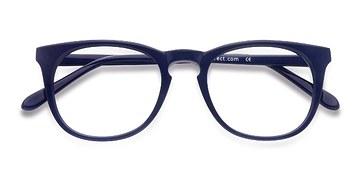 Navy Providence -  Colorful Acetate Eyeglasses