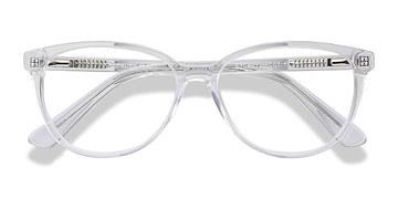 Clear Hepburn -  Fashion Acetate Eyeglasses