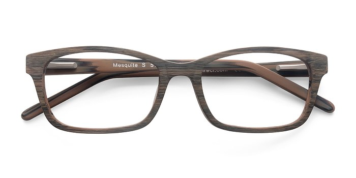 Brown Mesquite -  Classic Acetate Eyeglasses