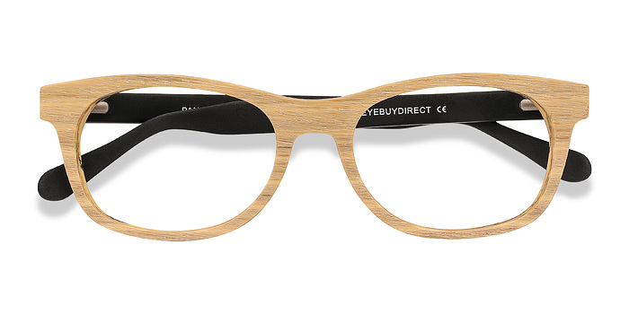Yellow Panama -  Fashion Acetate Eyeglasses