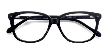 Tortoise Escapee -  Fashion Acetate Eyeglasses