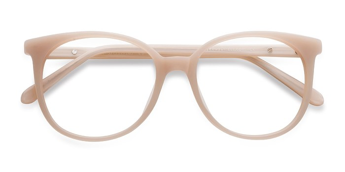 Light Pink Bardot -  Acetate Eyeglasses