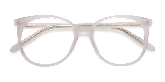 White Bardot -  Acetate Eyeglasses