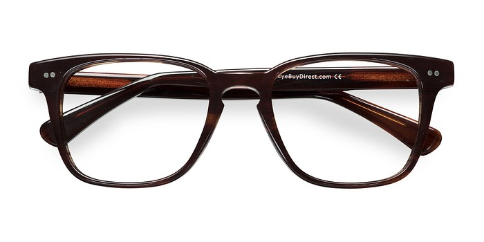 Brown Samson -  Acetate Eyeglasses
