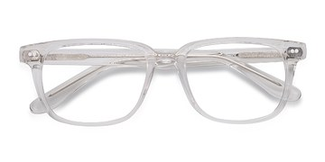 Clear Pacific -  Acetate Eyeglasses