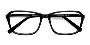 Black Fleche -  Fashion Acetate Eyeglasses