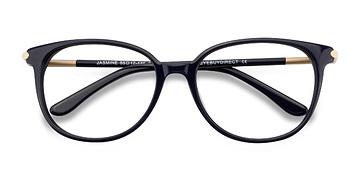 Navy Jasmine -  Acetate Eyeglasses