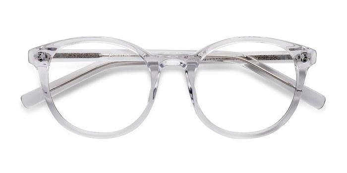 Clear Primrose -  Acetate Eyeglasses