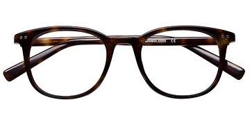 Dark Tortoise Demain -  Fashion Acetate Eyeglasses