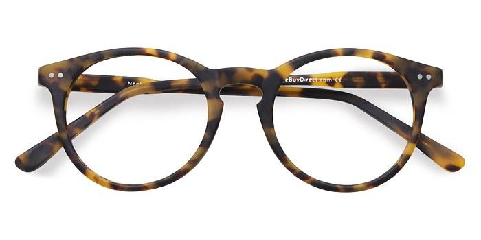 Matte Tortoise Neptune -  Acetate Eyeglasses