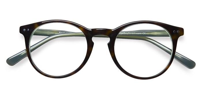 Tortoise Neptune -  Acetate Eyeglasses