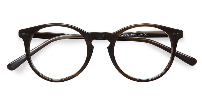 Brown Neptune -  Acetate Eyeglasses