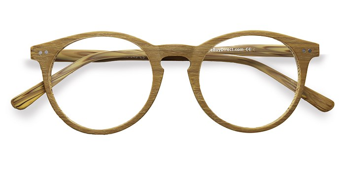Yellow Neptune -  Colorful Acetate Eyeglasses