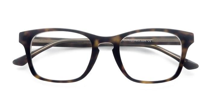 Tortoise Berlingot -  Fashion Acetate Eyeglasses