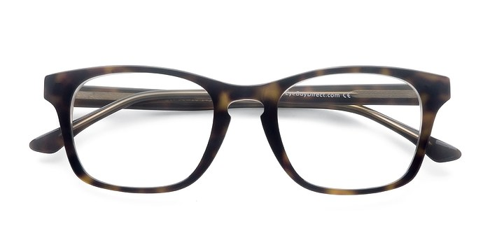 Tortoise Berlingot -  Fashion Acetate Eyeglasses