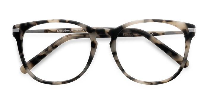 Ivory Tortoise Decadence -  Fashion Acetate Eyeglasses