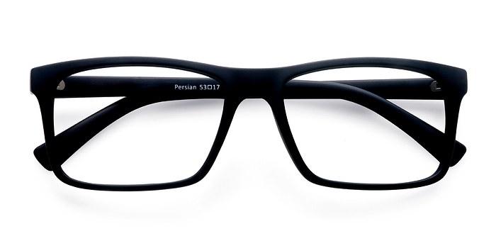 Matte Navy Persian -  Classic Plastic Eyeglasses