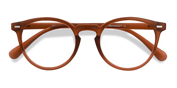 Matte Redwood Peninsula -  Plastic Eyeglasses