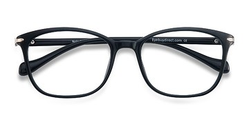 Black Nola -  Plastic Eyeglasses