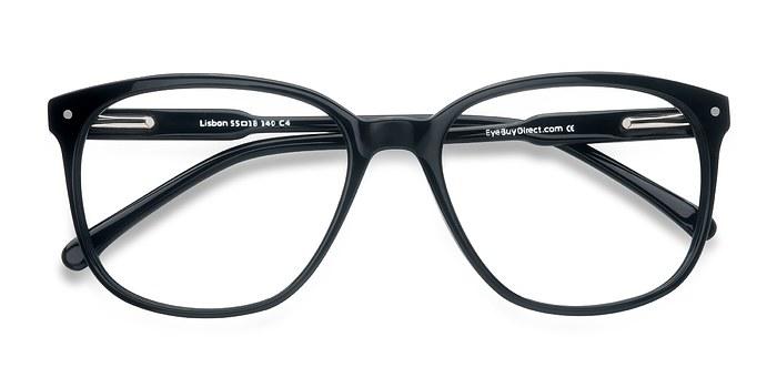 Black Lisbon -  Designer Acetate Eyeglasses