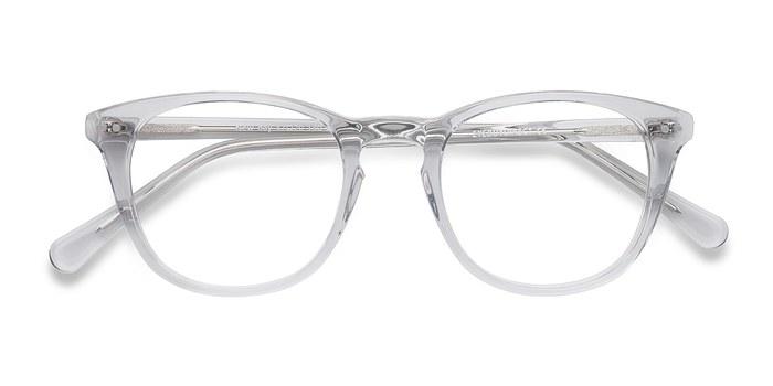 New Day | Clear Acetate Eyeglasses | EyeBuyDirect