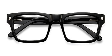 Black Mike -  Acetate Eyeglasses
