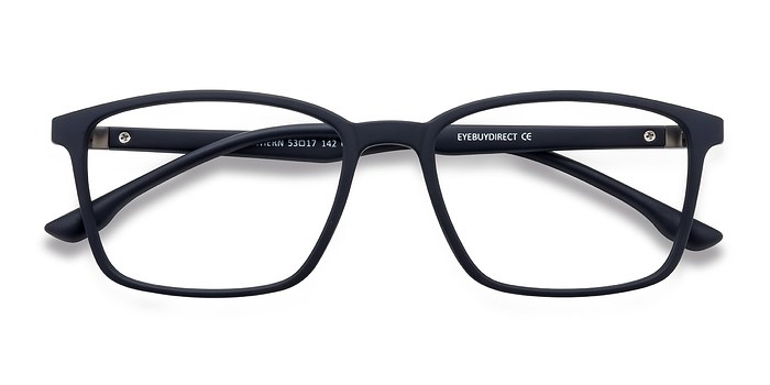 Matte Navy Northern -  Plastic Eyeglasses