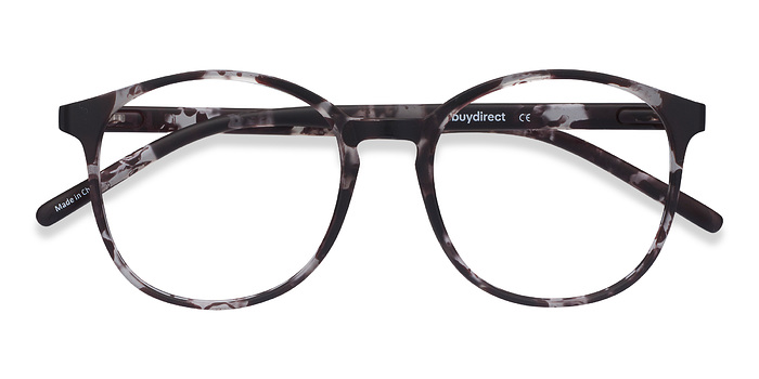 Floral Days -  Colorful Plastic Eyeglasses