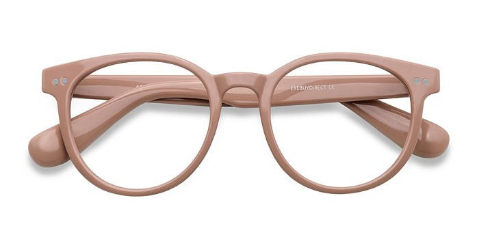Rose Pink Achiever -  Plastic Eyeglasses
