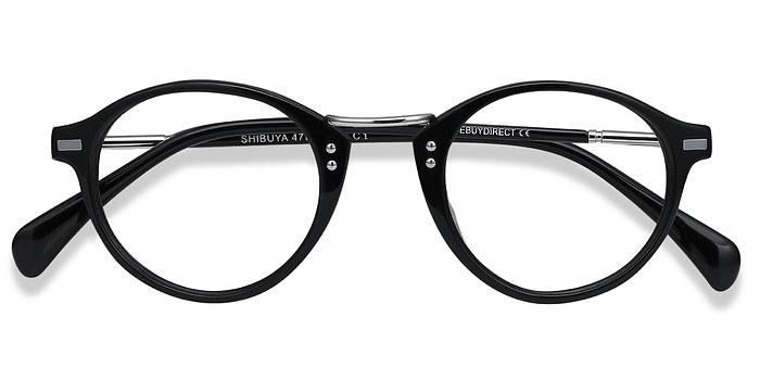 Black Shibuya -  Fashion Acetate Eyeglasses