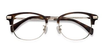 Tortoise Kinjin -  Acetate Eyeglasses