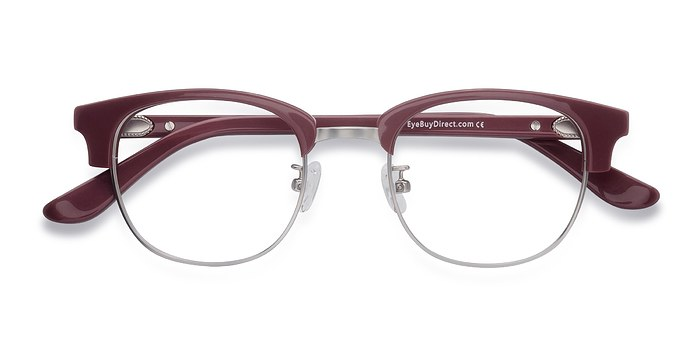 Pink Bansai -  Colorful Acetate Eyeglasses