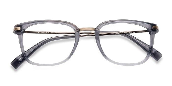 Gray Audacity -  Designer Acetate Eyeglasses