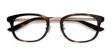 Tortoise First Light -  Designer Acetate Eyeglasses