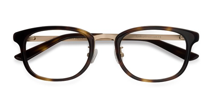 Tortoise First Light -  Designer Acetate Eyeglasses
