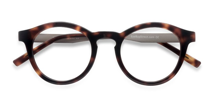 Tortoise Twin -  Acetate Eyeglasses