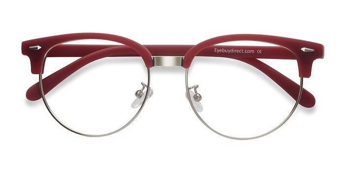 Red Narita -  Metal Eyeglasses
