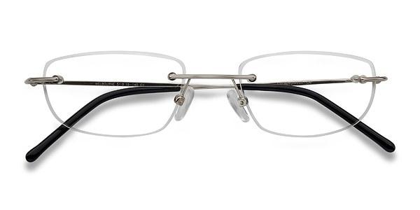 Melbourne prescription eyeglasses (Silver)