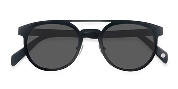Black Playground -  Metal Sunglasses