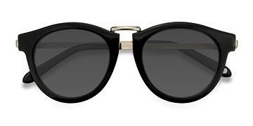 Black Milano -  Acetate Sunglasses